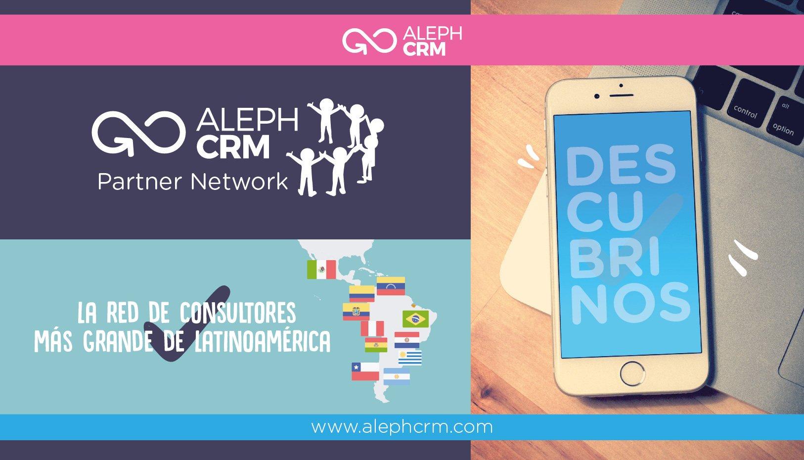 Llega Aleph Partner Network, la red de consultores más grande de Latinoamérica
