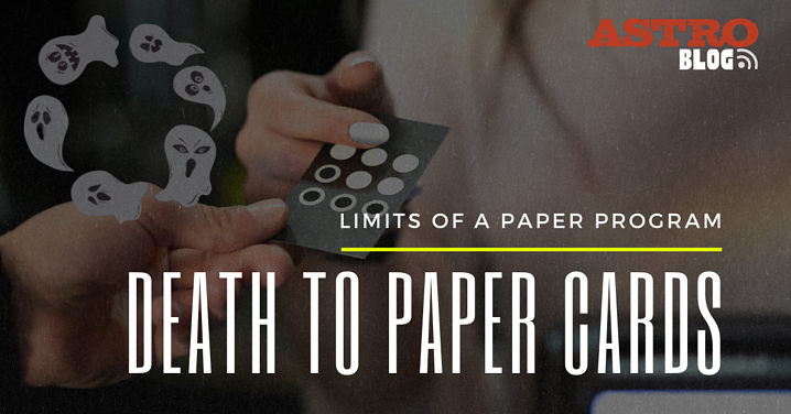 Death to Paper Cards!