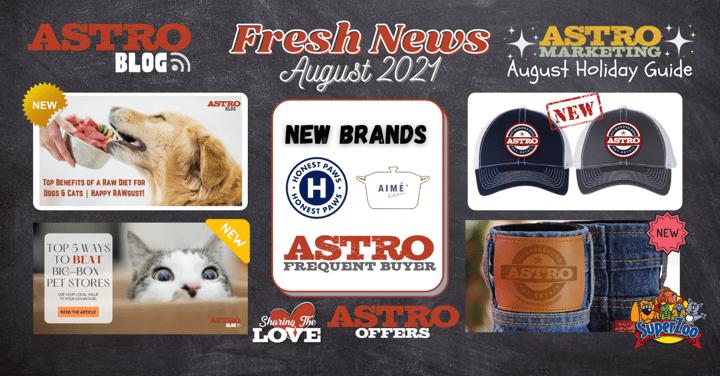 Fresh News | August 2021