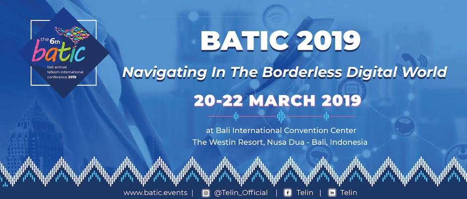 BATIC 2019: Navigating in the Borderless Digital World