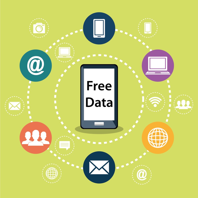 Give Free Data Quota to Your Customers