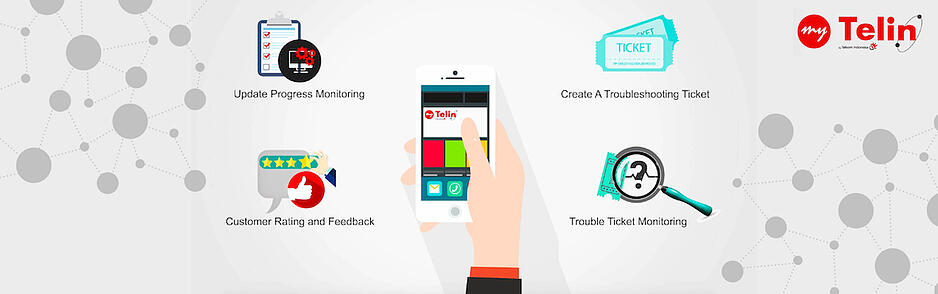 myTelin Provides Quick and Real Time Information for Customers