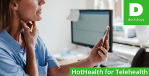 HotHealth featured in Doctology