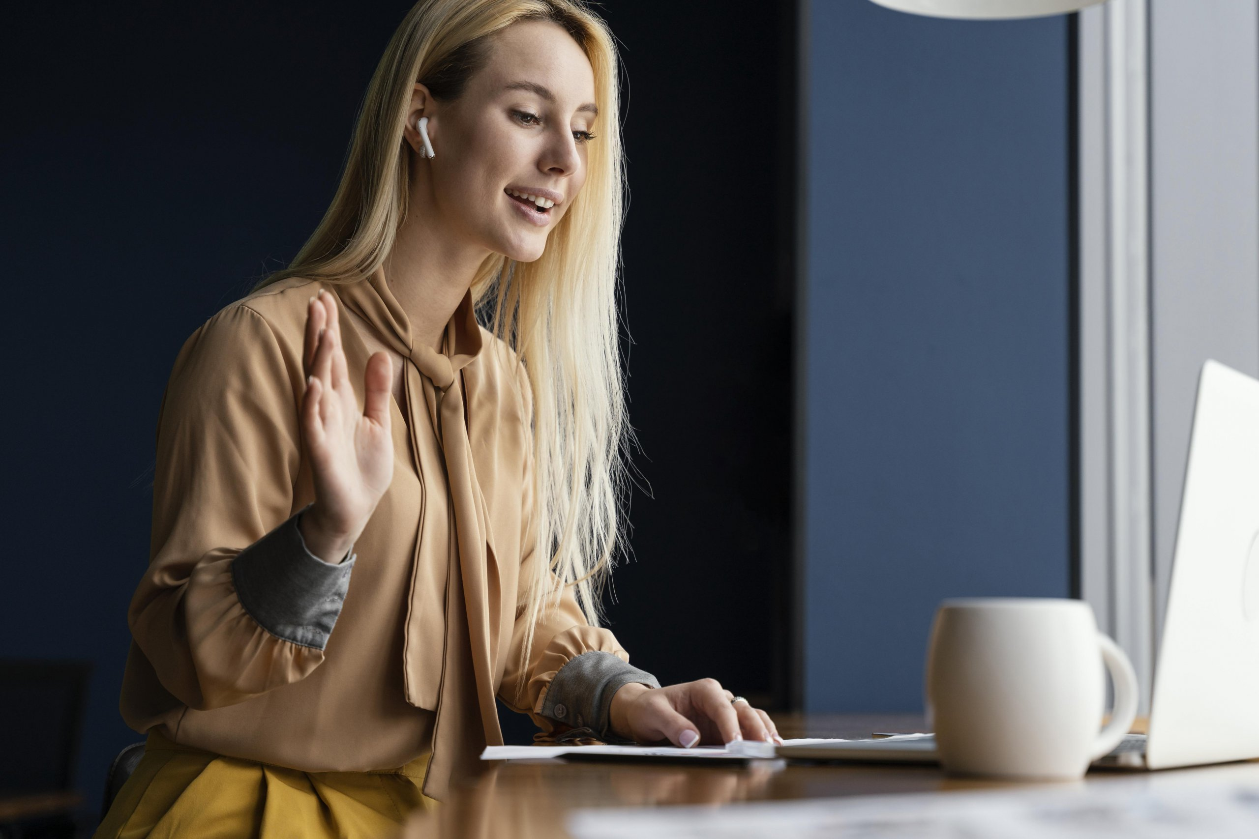 Webinar: How to use Video Conferencing