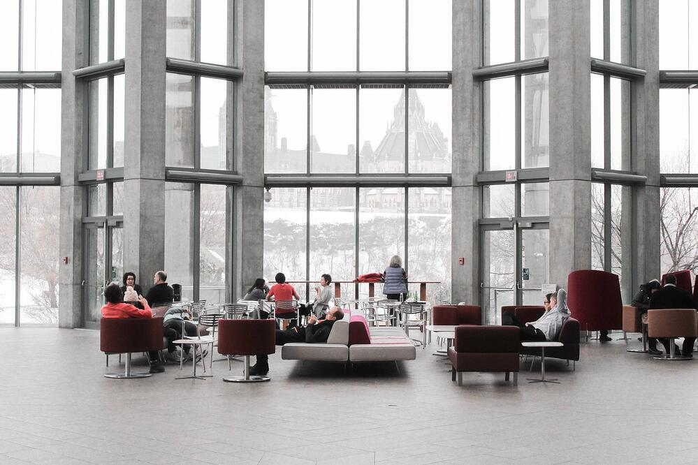 Shared Office Spaces & Coworking spaces