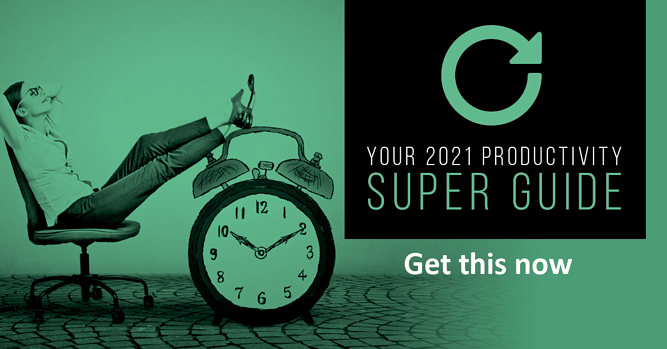 Your 2021 productivity super guide