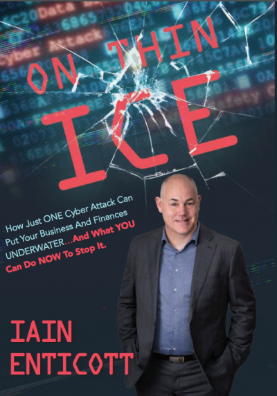 Director of Technology for Accountants, Iain Enticott, Signs Publishing Deal With TechnologyPress™ to Co-Author the book, On Thin Ice