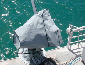 Intercept Fabric is great for protecting outdoor equipment