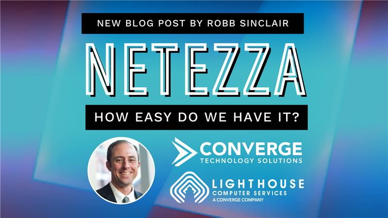 Netezza – How Easy Do We Have It?