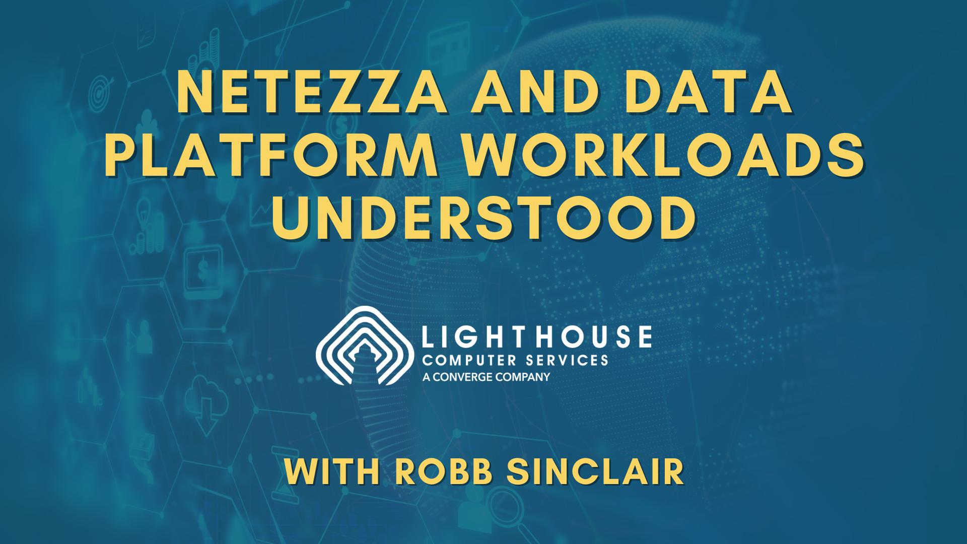 Netezza and Data Platform workloads understood