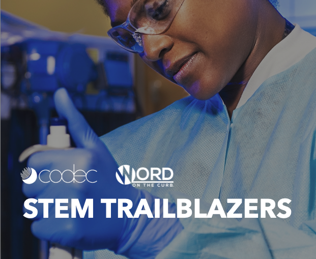 STEM Trailblazers Codec and Word on the Curb report