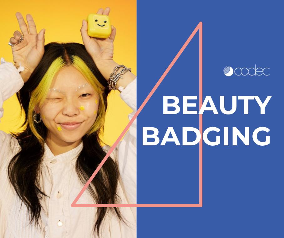 Codec - beauty badging