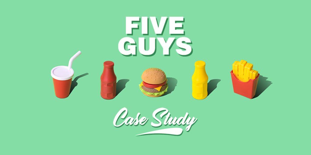 Five Guys Case Study With Text