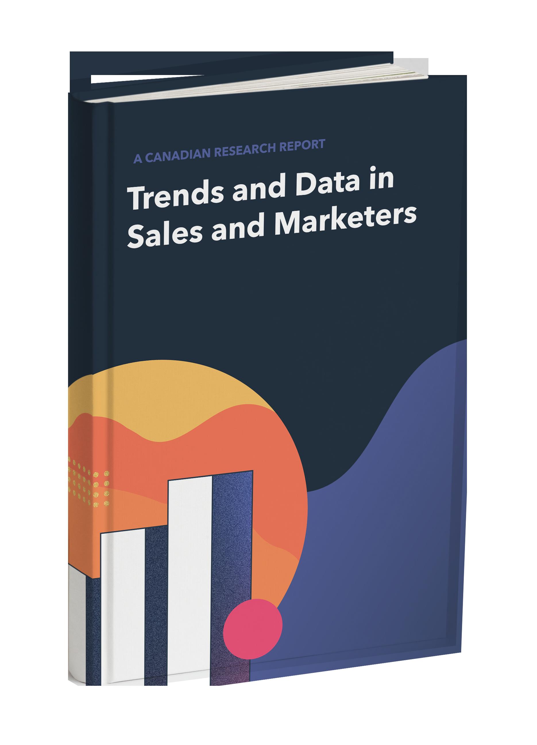 销售和市场的趋势和数据