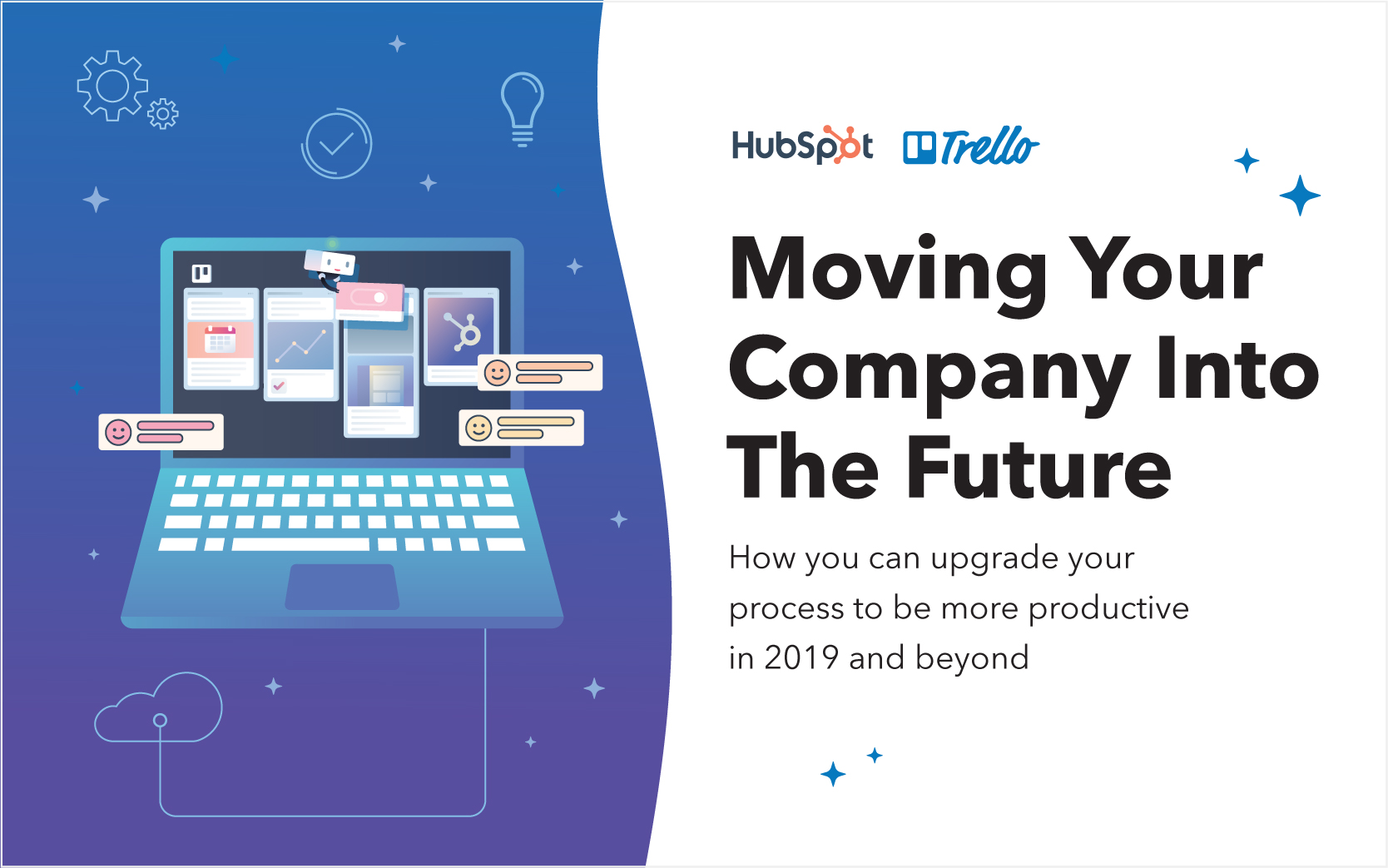 Moving your Company into The Future