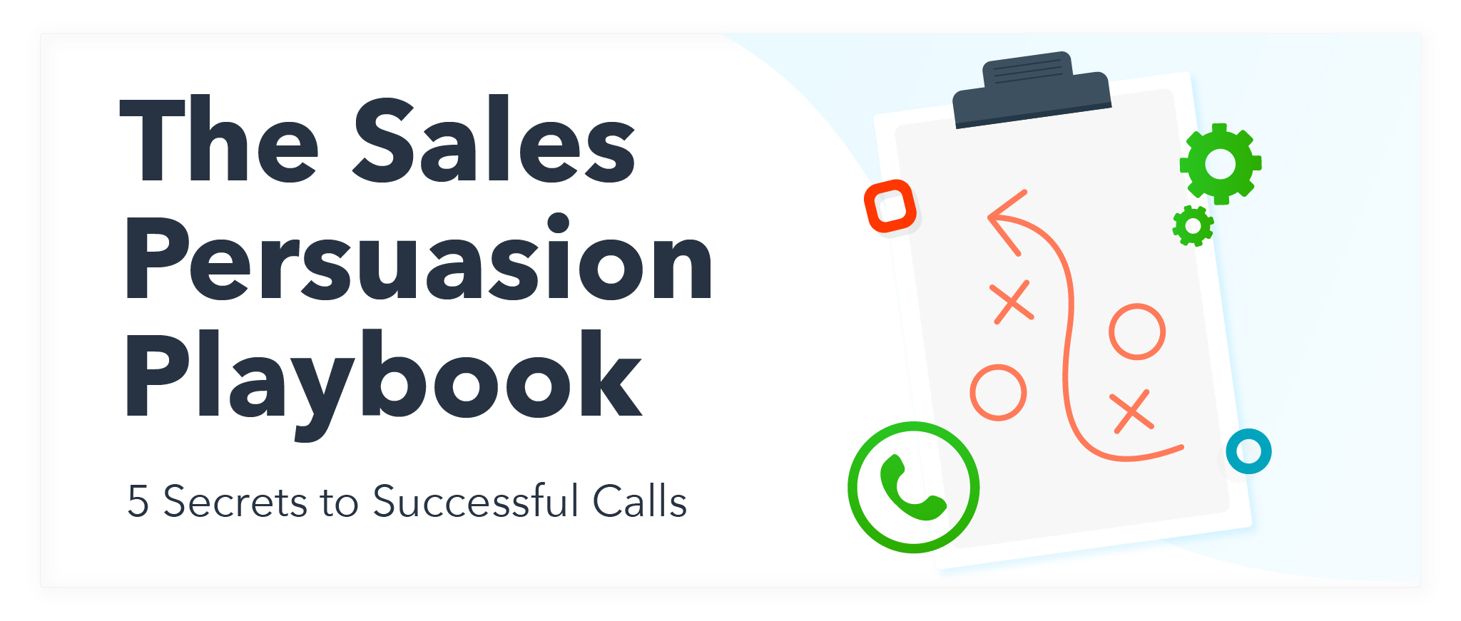 The Sales Persuasion Playbook