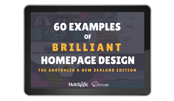 60 Examples of Brilliant Homepage Design: Australia and New Zealand Edition
