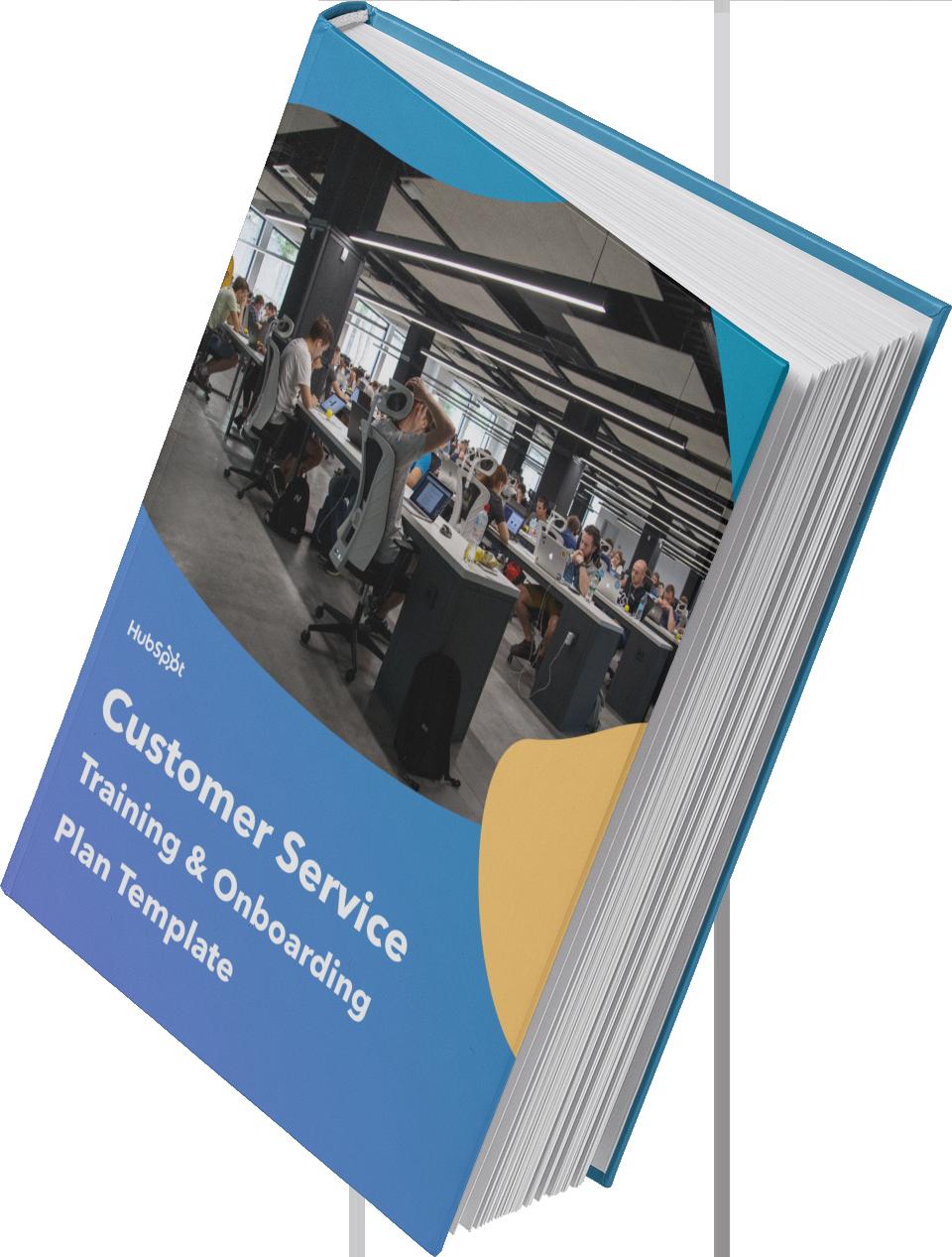 Customer Service Training Manual Template