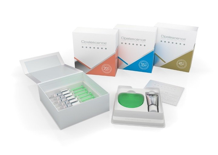 Opalescence PF take-home whitening