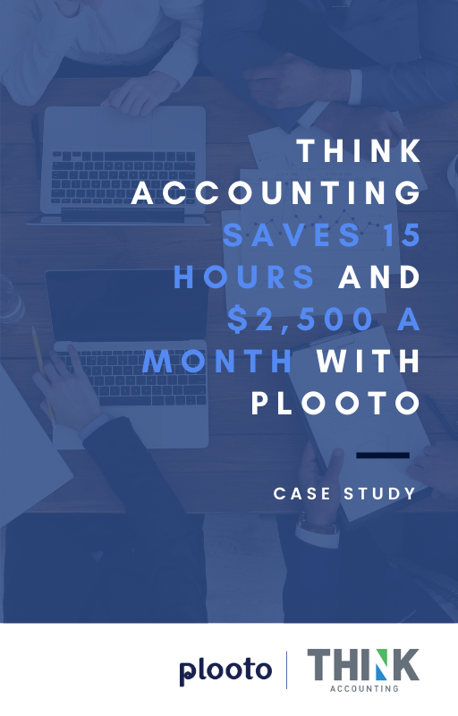 Plooot and Think Accounting