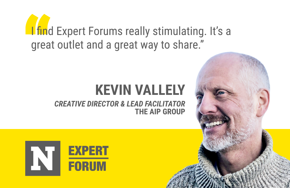 Kevin Vallely Builds Credibility Through Newsweek Expert Forum