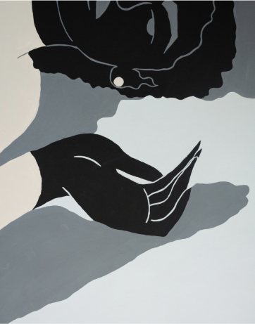 Artwork by Desiree Vaniecia