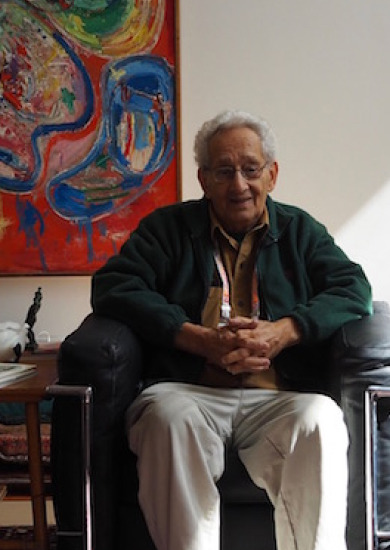 Picture of Frank Stella